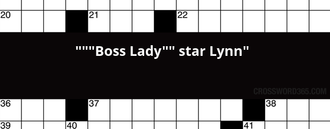 Boss Lady Star Lynn
