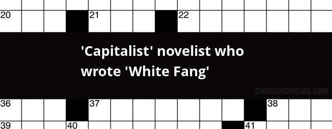 who wrote white fang