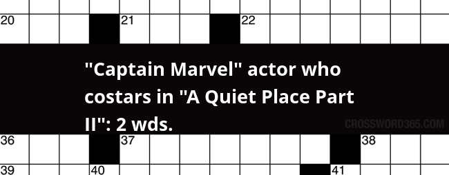 Hollywood Stars To Aspiring Actors Say Crossword Clue Dtc Qunb