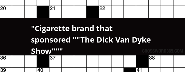 Share brand that sponsored dick van dyke your idea