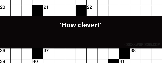 How clever crossword clue below you will be able to find the answer to how clever crossword clue which was last seen on new york times crossword april 20 2018 ccuart Choice Image