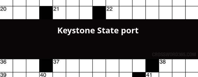 Keystone State Port