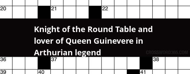 Round Table Knight Crossword Clue.A Knight Of The Round Table Crossword Clue Round Table Ideas