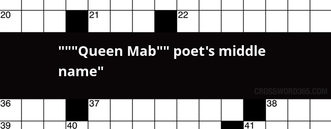 queen mab poem