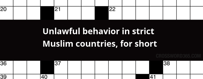 Thought to pascal crossword clue